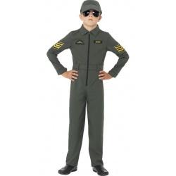 Dětský kostým vojenský pilot