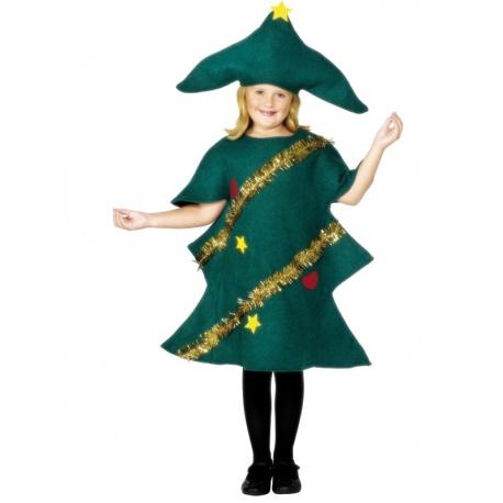 Dětský kostým vánoční stromek