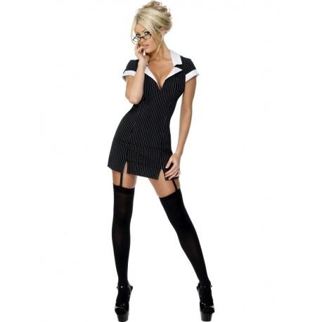 Sexy kostým sekretářka