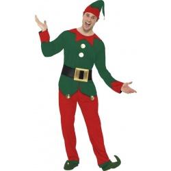 Kostým vánočního Elfa
