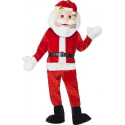 Maskot Santa
