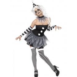 Kostým Pierot halloween