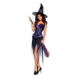 Kostým sexy čarodějky