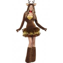 Dámský kostým soba