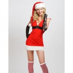 Sexy Santa kostým