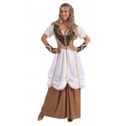 Středověká sukně