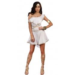 Kostým bílé bohyně