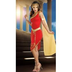 Kostým královny Nilu