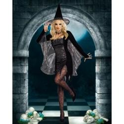 Kostým čarodějka černé magie