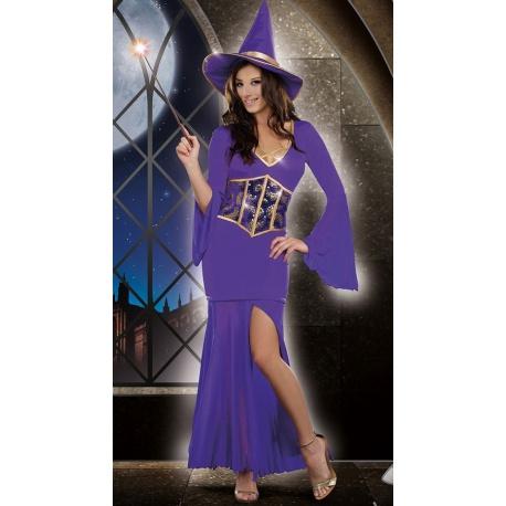 Kostým kouzelná čarodějka