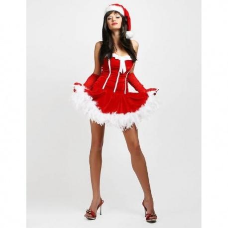 Christmas vánoční kostým Santy