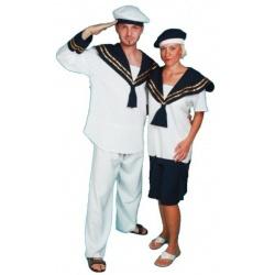 Kostým námořnice pro dospělé