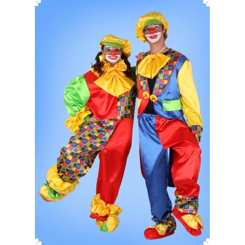 ebaffb935000 Kostým šašek - půjčovna kostýmů pro šašky
