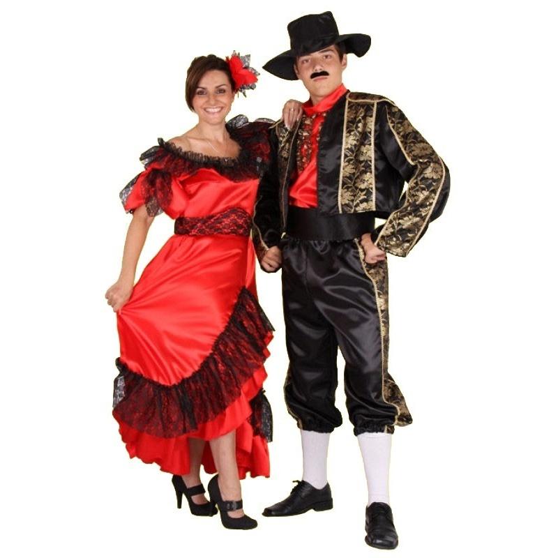Kostým Španělky 06291f6acb