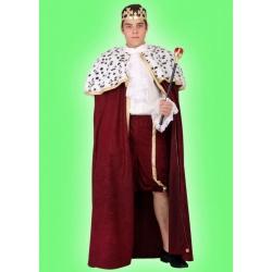 Kostým krále Deluxe
