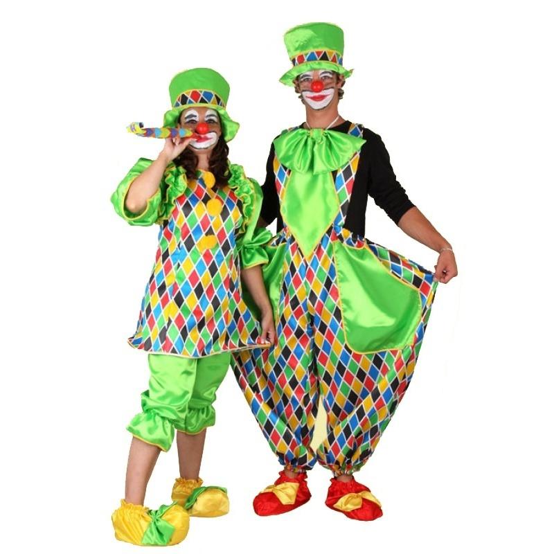 64ec5cc2cc2f Kostým klauna dámský - půjčovna kostýmů pro šašky