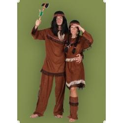 Kostým apače
