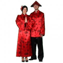 Kostým Číňan