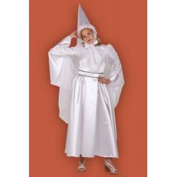 Kostým bílá paní