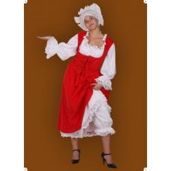 Kostým dámský kroj