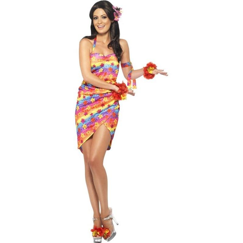 Kostým květinová havajanka 9877447a1d