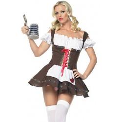 Kostým pro sexy obsluhu