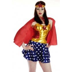 Kostým super ženy
