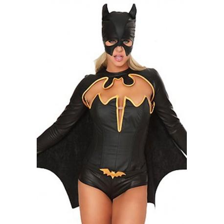 Sexy kostým Batgirl