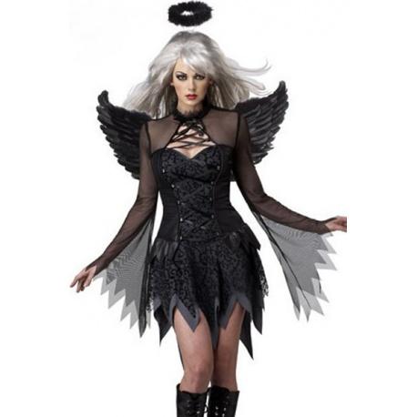 95dcf9547774 Kostým padlý anděl - půjčovna kostýmů Praha