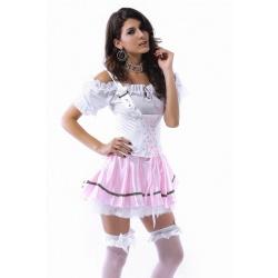 Kostým bavorská kráska