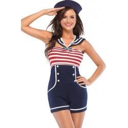 Námořnice kostým