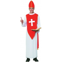 Mikuláš - kostým