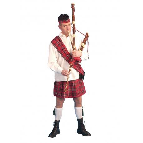 Skotský kilt - kostým