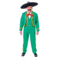 Mexický muzikant - kostým