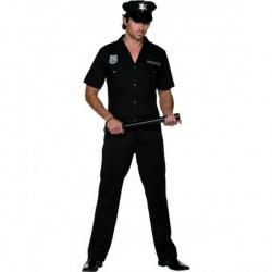 Policejní uniforma - policista