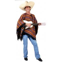 Mexické pončo