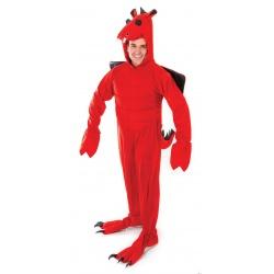 Drak kostým