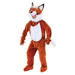 Kostým liška Bystrouška