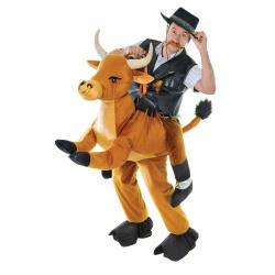 Jezdec na býkovi - rodeo