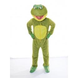 Maskot žábáka Froga