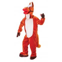 Maskot koně - kostým koně