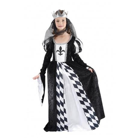 Dětský kostým krále - válečníka