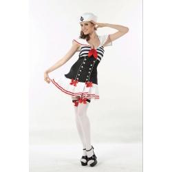 Karnevalový kostým námořnice