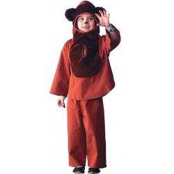 Dětský kostým mědvěd