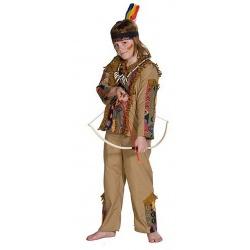 Kostým dětského Indiána