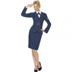 Kostým kapitánky air force