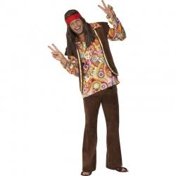 Kostým Hippie - pánský