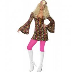 Kostým - Krásná Hippie