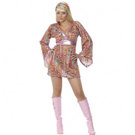 Kostým - Sexy Hippie
