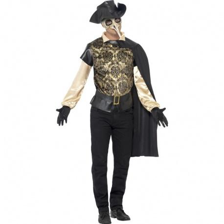 Strašidelný kostým doktora